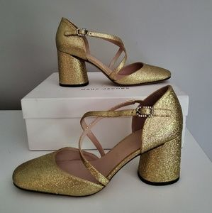Marc Jacobs Haven heels NIB